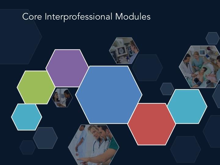 Core Interprofessional eLearning Modules