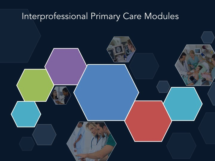 Interprofessional Primary Care eLearning Modules